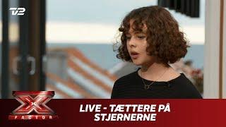 Live synger 'Tættere på stjernerne' - Sys Bjerre (Bootcamp)   X Factor 2019   TV 2