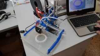 3D принтер MC2; скорость 100%, 150%, 300%(, 2015-05-27T07:29:11.000Z)