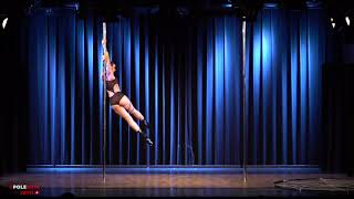 Exotic poledance pole action competition Zurigo e Natale 2018