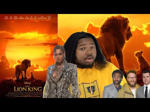 BEYONCÉ X CAN YOU FEEL THE LOVE TONIGHT (WITH DONALD GLOVER, BILLY EICHNER & SETH ROGEN)