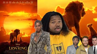Gambar cover BEYONCÉ x CAN YOU FEEL THE LOVE TONIGHT (WITH DONALD GLOVER, BILLY EICHNER & SETH ROGEN)