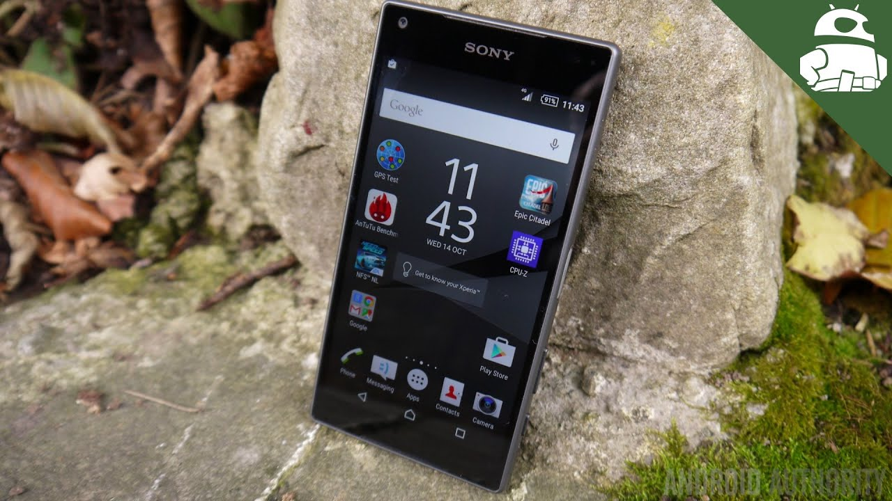 sony xperia z5 compact review youtube. Black Bedroom Furniture Sets. Home Design Ideas