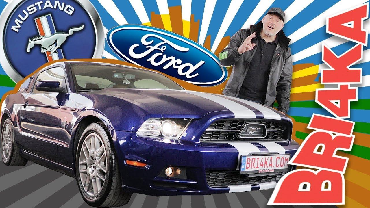Ford Mustang S197 | Bri4ka.com