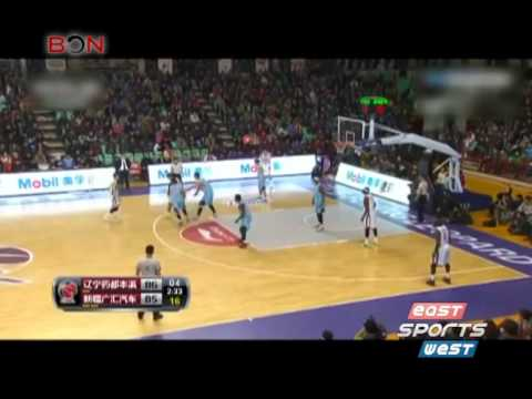 CBA playoffs: Liaoning survives on buzzer-beating FTs -- East West Sports 226