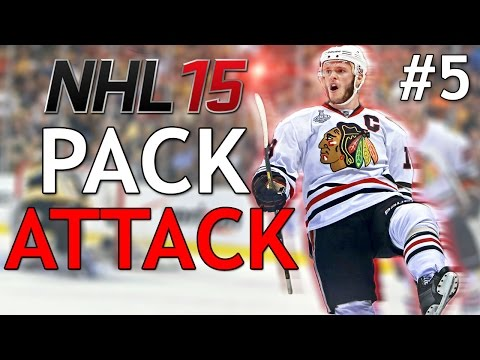 NHL 15 : Pack Attack V2 #5
