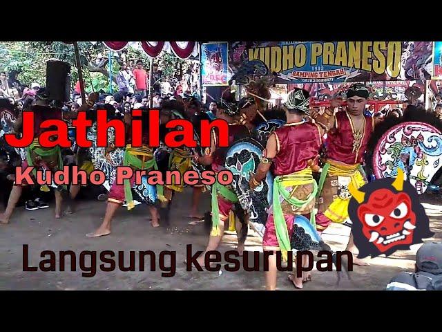 Jathilan Kudho Praneso  - Bag 1 -  Langsung Kesurupan Serem,pemainnya kecil-kecil
