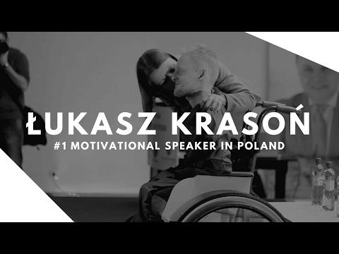 ŁUKASZ KRASOŃ - Motivational Event (Warsaw 2017)