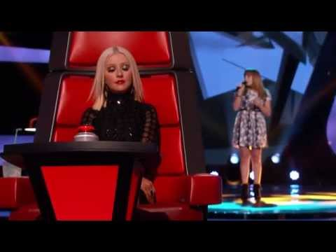 Caroline Pennell   Anything Could Happen    The Voice Highlight
