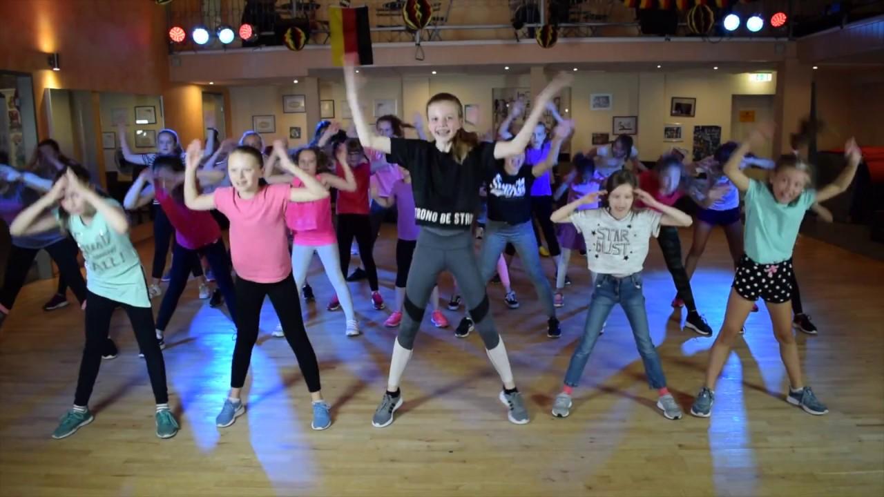 Mama Laudaaa Kids Dance Tanz Choreo Volker Rosin Specktakel