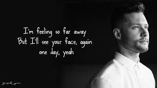 Скачать Sore Eyes Calum Scott Lyrics