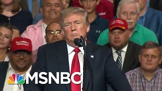The Far-Right Conspiracy Theory Going Mainstream With President Donald Trump   Deadline   MSNBC