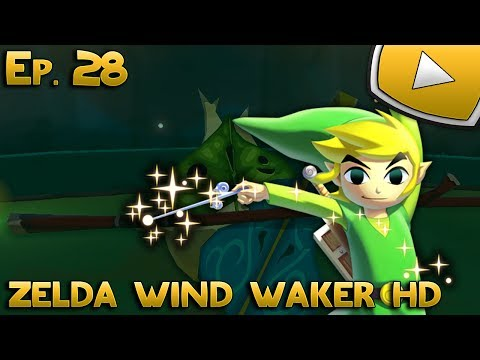Zelda Wind Waker HD : L'Hymne du Dieu du Vent | Episode 28 - Let's Play