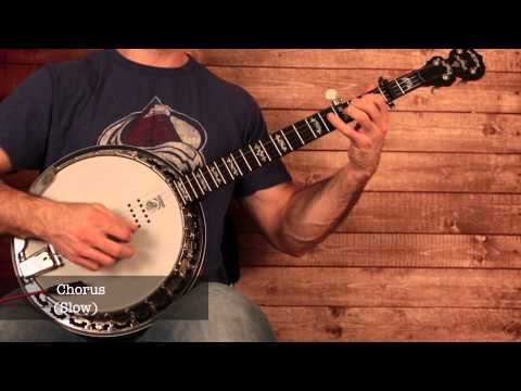 "Bear's Den ""Agape"" Banjo Lesson (With Tab) - YouTube"