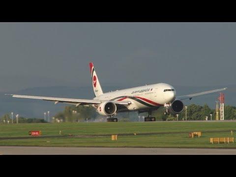 Biman Bangladesh Airlines B777-300 @ Manchester Airport