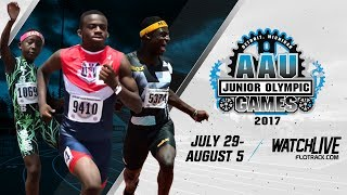 The 2017 AAU Junior Olympic Games Hype Video