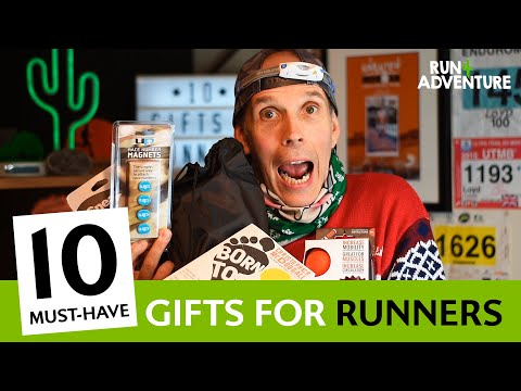 10 MUST-HAVE GIFTS FOR RUNNERS | Run4Adventure