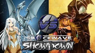 Blue Eyes White Dragon vs Dark Magician Match (March 2013 Format)