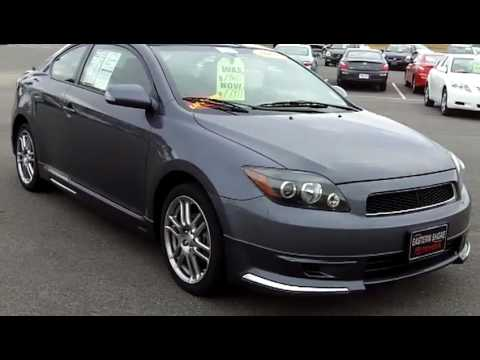 2008 Scion Tc Rs 4 0 T3286a Eastern S Toyota