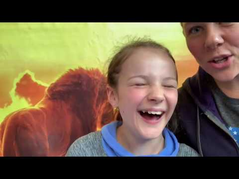 Riley: The Lion King MOVIE an LIVE ONSTAGE!