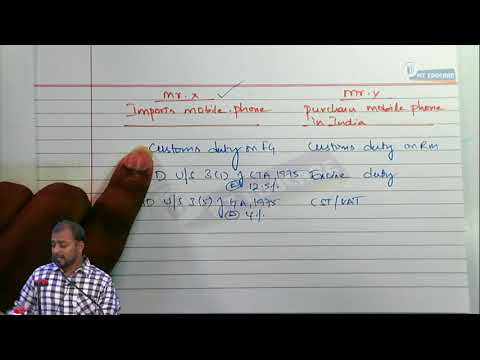 02 Customs Duty Lecture 2