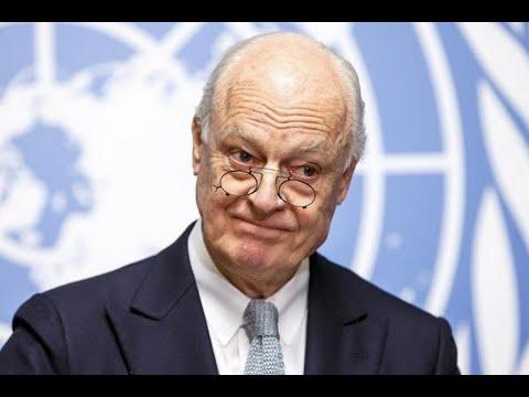 دي ميستورا:الأمم المتحدة تدفع المفتشين لإنجاز مهمتهم في دوما  - 23:23-2018 / 4 / 20