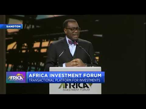 Africa Investment Forum: Leveraging Institutional Investors
