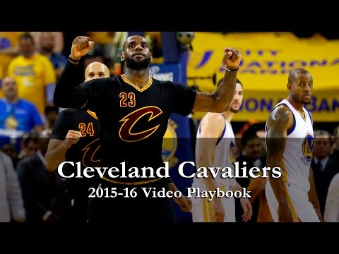 Cleveland Cavaliers 2015-16 Tyronn Lue Video Playbook