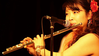 2017年5月10日リリース 信州のボサノバフルート奏者 赤羽泉美の1stアル...