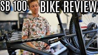 2019 Yeti SB100 REVIEW & TEST RIDE   SB100 Worldwide Cyclery   NEW Yeti SB100   MTB SB100