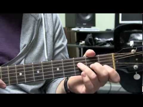 Beginner Guitar Lesson How To Play The F Chord Youtube