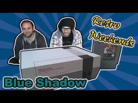 Retro Weekends Episode 74: Blue Shadow (Shadow of the Ninja)
