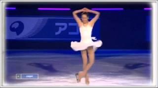 Mao asada, TEB 2010 Gala(EX) Ballade #1 Improvement Ver. ・先にアッ...