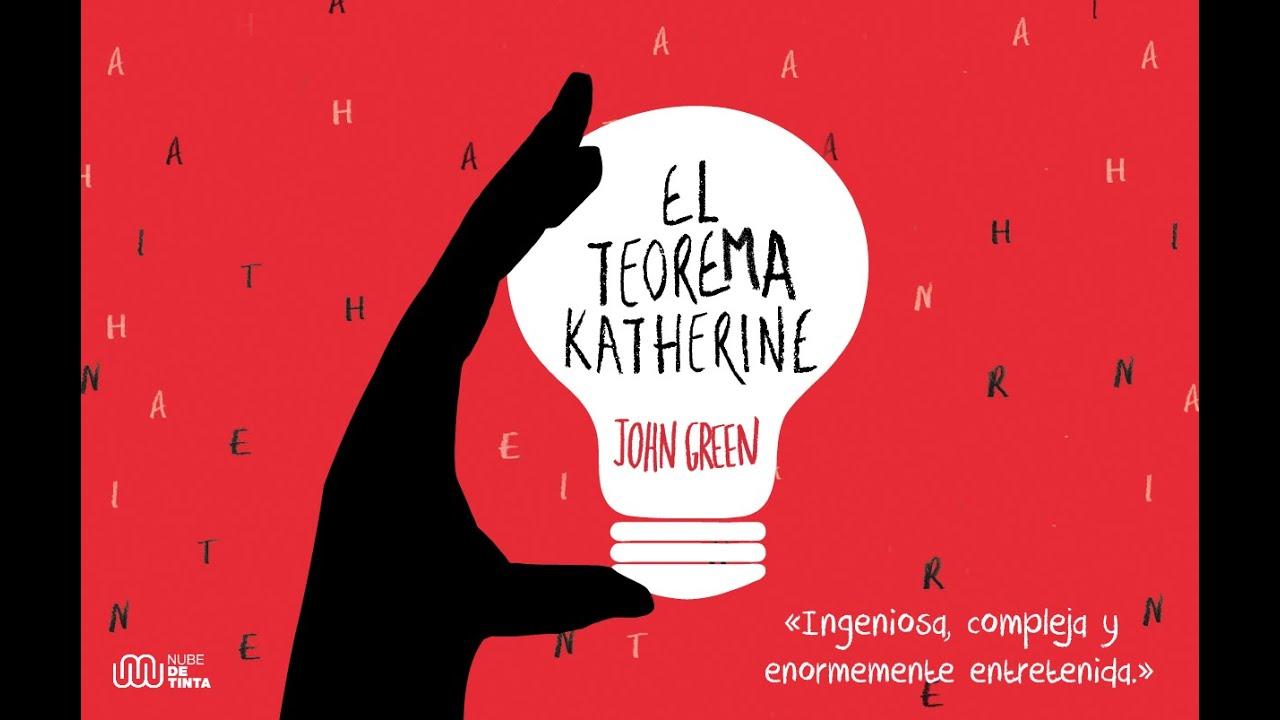 el teorema katherine de john green youtube