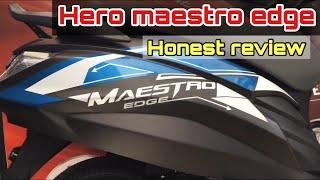 2018 Hero maestro edge Review | Watch before buying