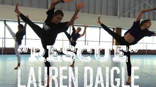 Gambar cover Rescue Lauren Daigle Choreography by Derek Mitchell