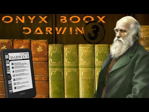 Обзор e-ink-ридера Onyx Boox Darwin 3
