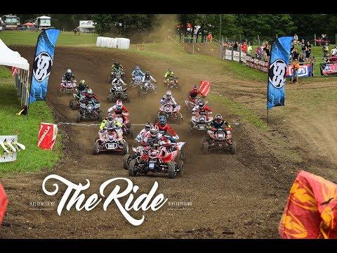 THE RIDE - Unadilla - ATVMX Nationals - 2017