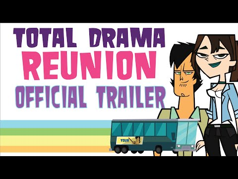 Total Drama Reunion (an animatic mini-series) OFFICIAL TRAILER