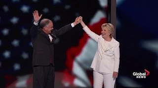 Hillary Clinton full speech at the Democratic National Convention