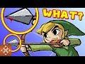 8 DARK SECRETS About Link Nintendo Tried To Hide