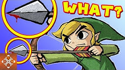 8 DARK SECRETS About Link Nintendo Tried To Hide