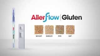 AllerFlow Gluten Surface Residue Test