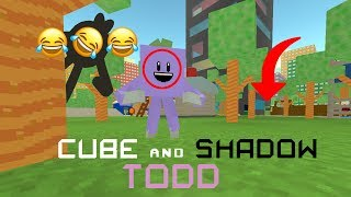 ROBLOX - Cleaning Simulator - HOW TO UNLOCK CUBE AND SHADOW TODD? (NOT CLICKBAIT)