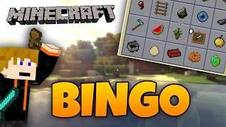 Minecraft BINGO! - Eine ganz neue Art Minecraft zu spielen!