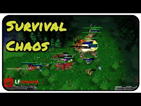 Survival Chaos | Giving Up Ain't An Option [Orc]