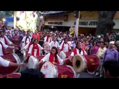 Ved Mantra - Indrajimi at Borivli Manav Mitra Mandal Ganapti Visarjan
