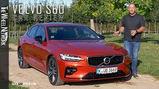 Car Review: 2020 Volvo S60 T5 R Design Test Drive