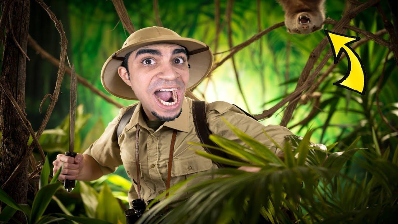 النجاة في الغابة : بداية صعبة انا و صديقي Eco !!