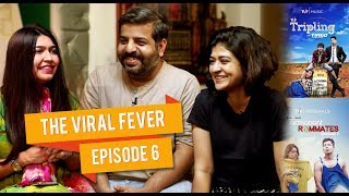 The Viral Fever Story With Nidhi Bisht And Amit Golani - TVF | Talk Shop | Episode 06