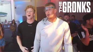 Download Beer pong challenge: Gronkowski brothers vs Tfue | The Gronks Vlog #1